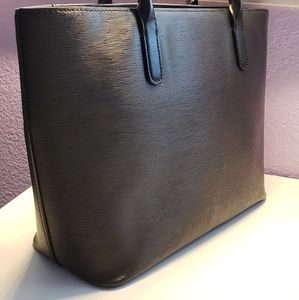 Ted Baker London Curved Bow SmallLeather Tote